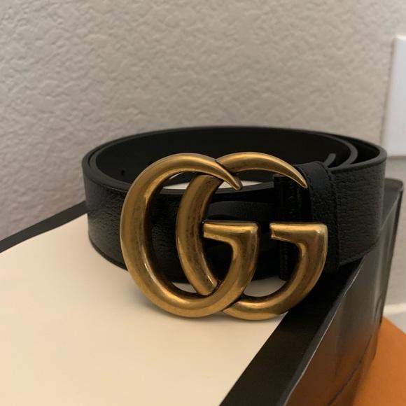 d465a2a34ed Gucci Accessories - Gucci GG marmont belt size 85